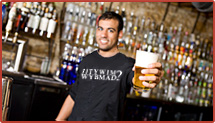 Male Bartender