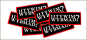 IITYWIMYBMAD? Stickers