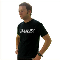 IITYWIMWYBMAD? Men's T-shirt